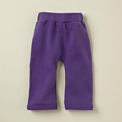 6-12 mos. Purple Smarty Pants