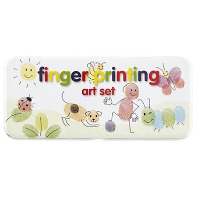 Classic Fingerprint Art Set