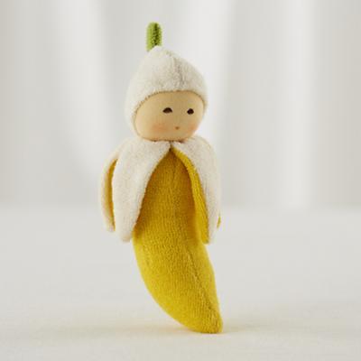 Yellow Banana Rattle