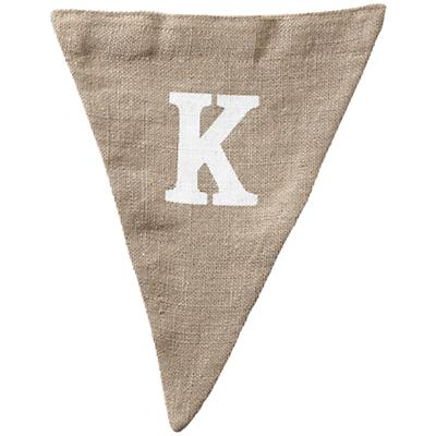 K Achievement Banner Flag