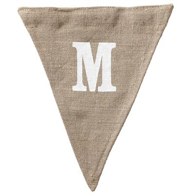 M Achievement Banner Flag