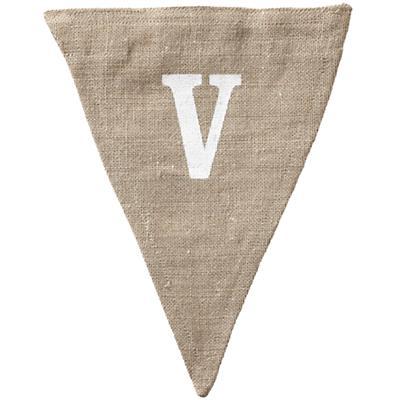 V Achievement Banner Flag