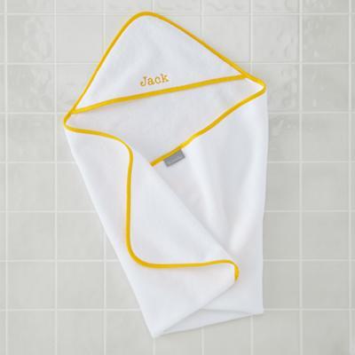 Fresh Start Hooded Towels (Yellow)