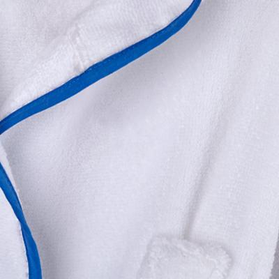 2-4 yr. Fresh Start Bath Robe (Blue)
