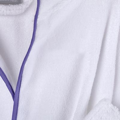 5-8 yr. Fresh Start Bath Robe (Lavender)