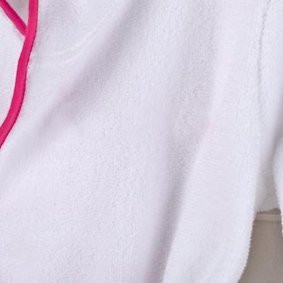 5-8 yr. Fresh Start Bath Robe (Pink)
