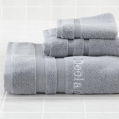 Fresh Start Bath Towels (Grey)