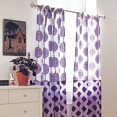 Bazaar Curtain Panels