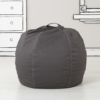 "30"" Bean Bag  Cover (Grey)"