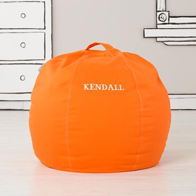 """30"""" Cool Beans! Bean Bags (Orange)"""