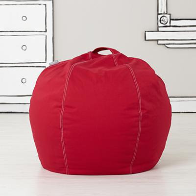 """30"""" Bean Bag Cover (New Red)"""