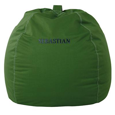 "40"" Personalized Bean Bag (Green)"