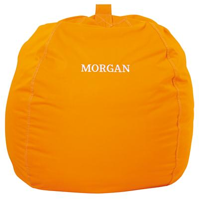 "40"" Bean Bag Cover (Orange)"
