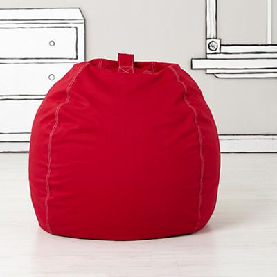 "40"" Bean Bag (New Red)"