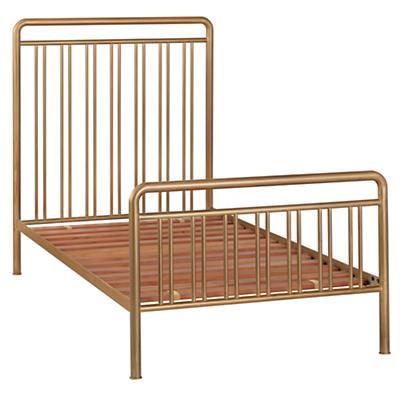 Twin Astoria Metal Bed