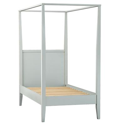 Twin Royal Canopy Bed