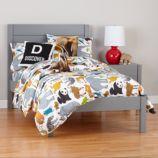 Uptown Bed (Grey)
