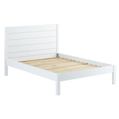 Full Uptown Bed (White)