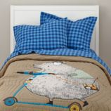 Bear's Day Off Bedding