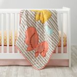 Fly Away Crib Bedding