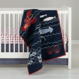 Catch of the Day Crib Bedding