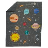 Deep Space Baby Quilt