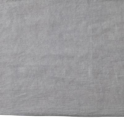Fresh Linen Crib Skirt (Grey)