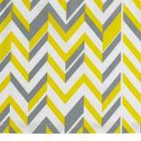 Little Prints Crib Skirt (Yellow)