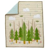 Nature Trail Baby Quilt