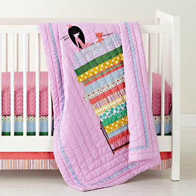 Princess and the Pea Crib Bedding