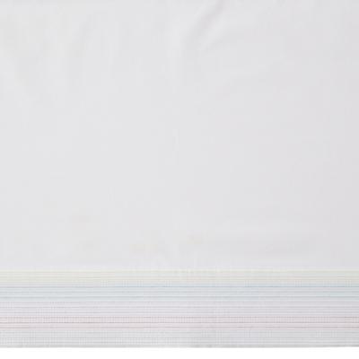 Sherbet Stripe Crib Skirt