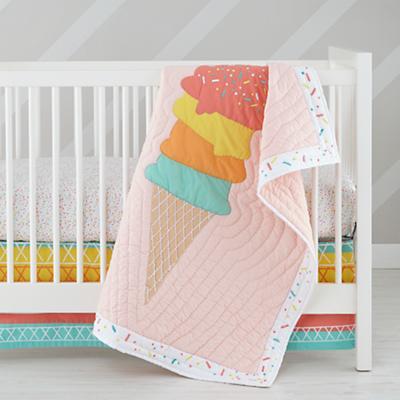 Sundae Best Crib Bedding