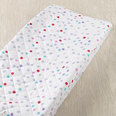 Tulip Festival Changing Pad Cover (Dot)