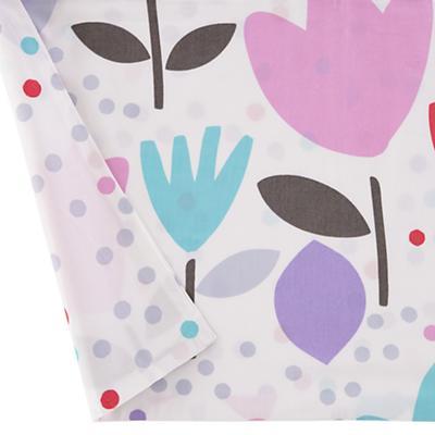 Tulip Festival Crib Skirt