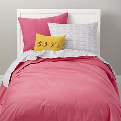 Cargo Duvet Cover (Pink)