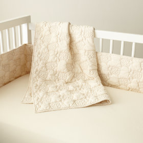 Counting Sheep Crib Bedding Set