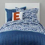 Deep Blue Bedding