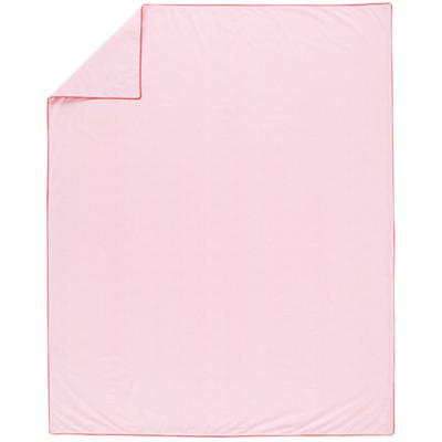 Printed Pink Diamonds Duvet Cover (Twin)