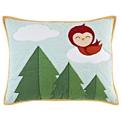 Honey Bunny Quilted Sham
