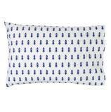 Little Prints Pillowcase (Blue Rocket)