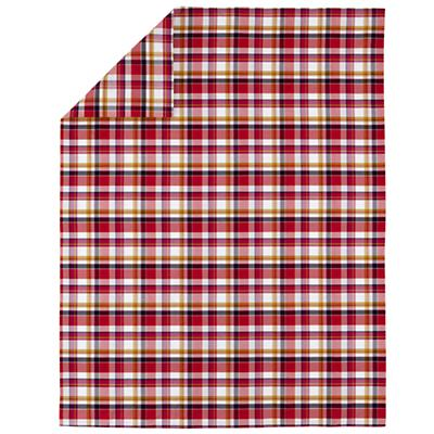 Pick Your Plaid Pink Duvet Cover (Full-Queen)