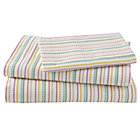 Twin Princess and the Pea Sheet SetIncludes fitted sheet, flat sheet and one pillowcase