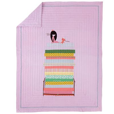 Princess and the Pea Quilt (Full-Queen)