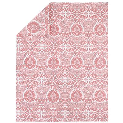 Sleep Patterns Pink Duvet Cover (Twin)