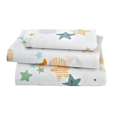 Lullaby Toddler Sheet Set