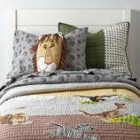 Tawny Scrawny Lion Quilt