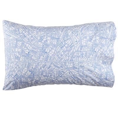 Transit Authority Pillowcase