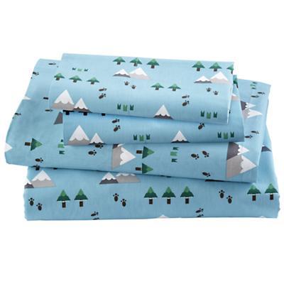 Yeti for Bed Sheet Set (Full)
