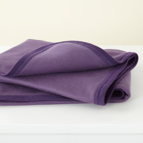 Purple Gotcha Covered Blanket