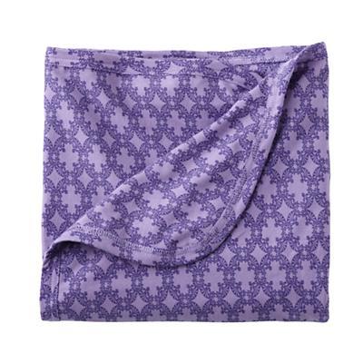 Purple Deco Security Blanket